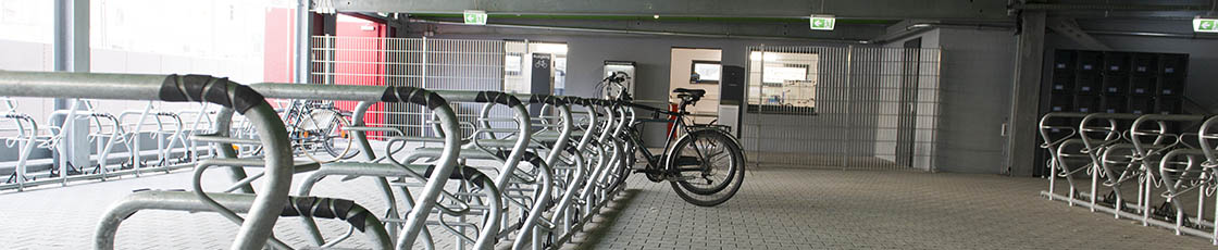Bicycle parking garage 'Am Hauptbahnhof'