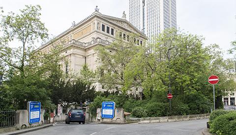 Alte Oper Parkhaus