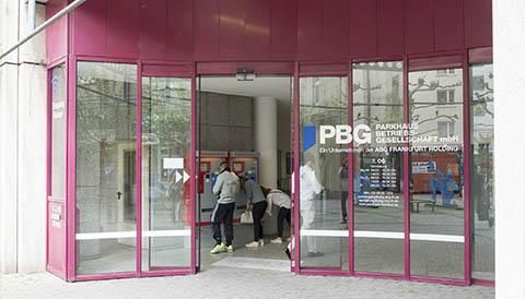 Pbg Parkhaus Betriebsgesellschaft Mbh Aktuelle Informationen Zu